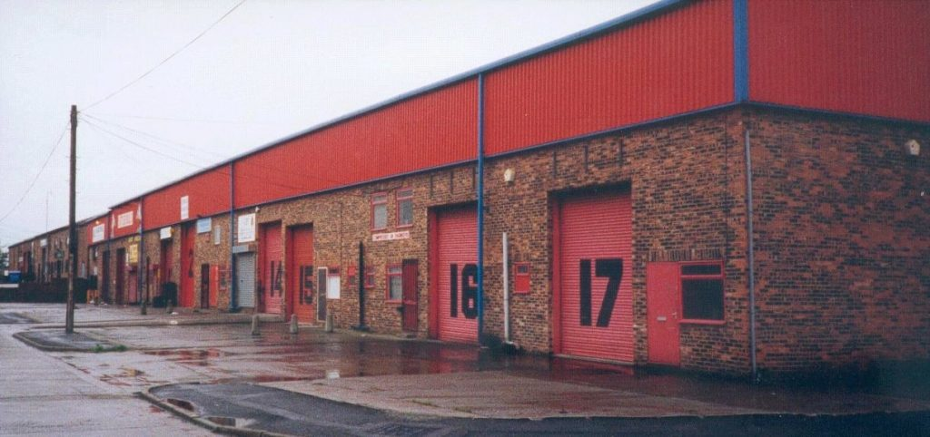 Mandale Group - Arkgrove Industrial Estate 01
